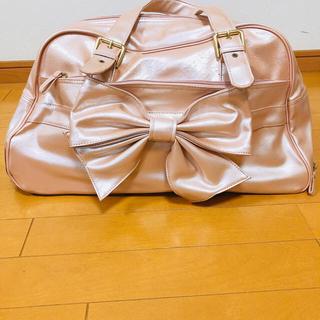 リズリサ(LIZ LISA)のLIZ LISA キャリー付きバッグ(スーツケース/キャリーバッグ)