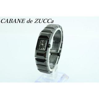 カバンドズッカ(CABANE de ZUCCa)の【W-478】電池交換済 カバンドズッカ 腕時計 V220-0AF0 レディース(腕時計)