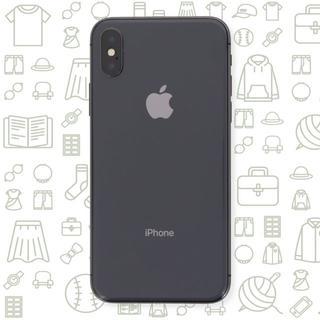 アイフォーン(iPhone)の【C】iPhoneX/64/au(スマートフォン本体)