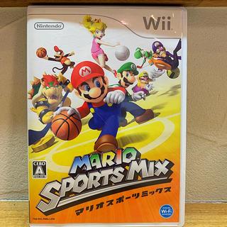 ニンテンドウ(任天堂)のマリオスポーツミックス Wii(家庭用ゲームソフト)