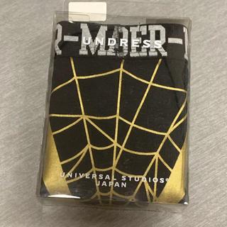 ユニバーサルスタジオジャパン(USJ)のスパイダーマン メンズ パンツ Lサイズ(ボクサーパンツ)