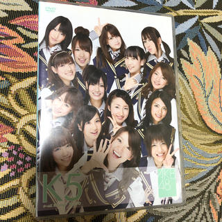 エーケービーフォーティーエイト(AKB48)のAKB48  team K 5th stage 逆上がり [DVD](ミュージック)