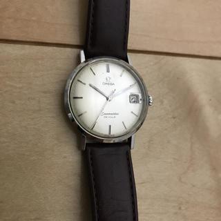 オメガ(OMEGA)の腕時計 OMEGA Seamaster DE VILLE 新品ベルト付(腕時計(アナログ))