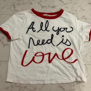 アリスアンドオリビア(Alice+Olivia)のalice+olivia Tシャツ(Tシャツ(半袖/袖なし))
