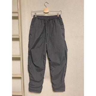 コモリ(COMOLI)のテアトラ wallet pants パッカブル(ワークパンツ/カーゴパンツ)