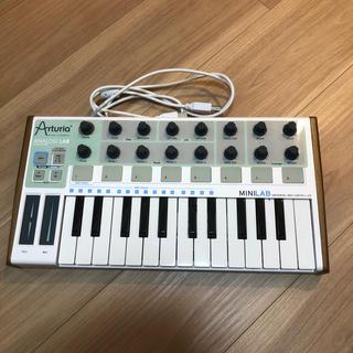 Arturia Minilab MIDIコントローラー(MIDIコントローラー)