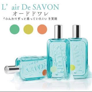 ぼぼ未使用♡レールデュサボン オードトワレ センシュアルタッチ フレグランス香水(香水(女性用))