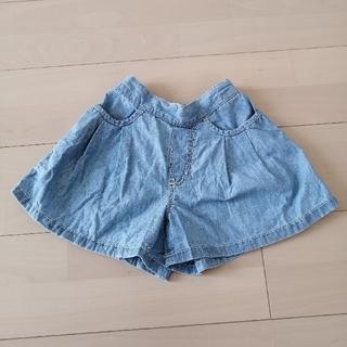 ジーユー(GU)のgu ショートパンツ キュロットパンツ 110cm(スカート)