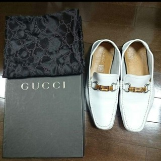 グッチ(Gucci)のGUCCI 靴(スリッポン/モカシン)