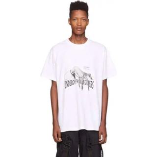 オフホワイト(OFF-WHITE)の【美品】OFF-WHITE × UNDER COVER T-SHIRT(Tシャツ/カットソー(半袖/袖なし))