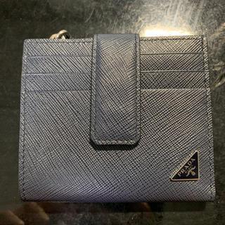 プラダ(PRADA)のプラダ 財布 カード入れ(折り財布)