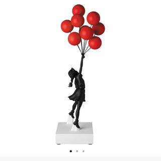 メディコムトイ(MEDICOM TOY)のFlying Balloons Girl Red Balloons Black(その他)