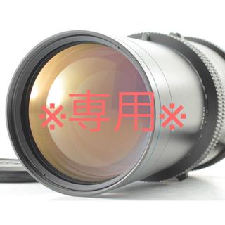 マミヤ(USTMamiya)の※sakura様専用※(レンズ(単焦点))