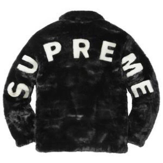 Supreme - Supreme faux fur Jacket 納品書原本