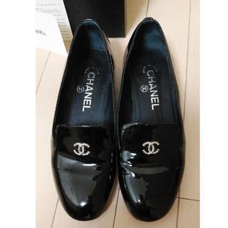 シャネル(CHANEL)の値下げ美品❤シャネル ローファー(ローファー/革靴)