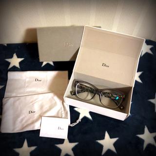 Christian Dior - Christian Dior クリスチャンディオール 眼鏡