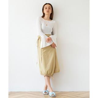 シールームリン(SeaRoomlynn)のPOCKETラップスカート シールームリン(ひざ丈スカート)