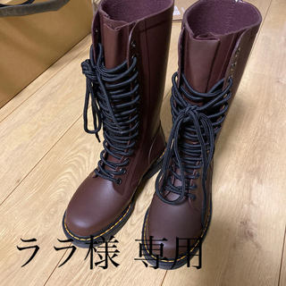 ドクターマーチン(Dr.Martens)のドクターマーチン 長靴(レインブーツ/長靴)