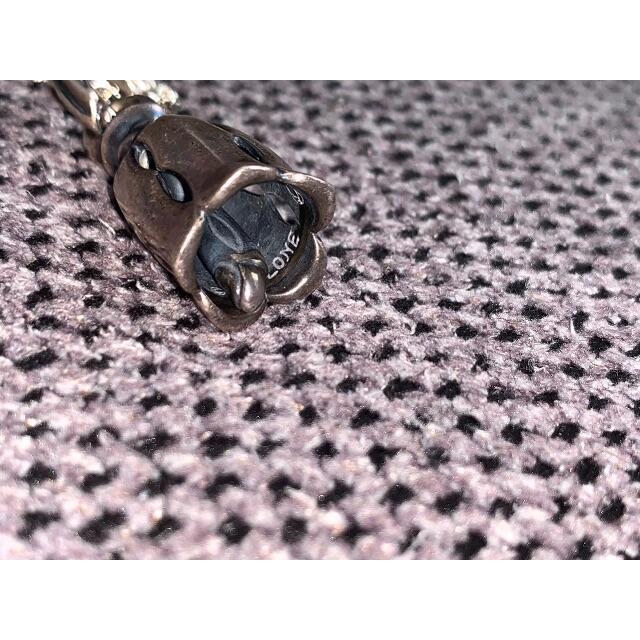 LONE ONES(ロンワンズ)のロンワンズ シルクベル M メンズのアクセサリー(ネックレス)の商品写真