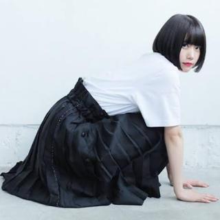 ケイスケカンダ(keisuke kanda)のkeisuke kanda プリーツあつまってスカート(ロングスカート)