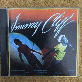 「IN CONCERT-THE BEST OF JIMMY CLIFF 」(ワールドミュージック)