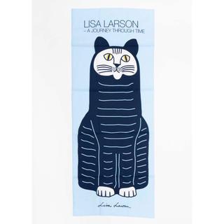 Lisa Larson - 1540円 リサラーソン 手拭い ねこ 猫 展覧会 手ぬぐい お弁当包 綿100