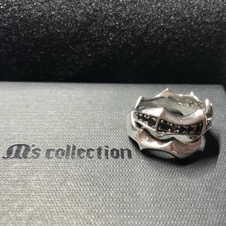 エムズコレクション(M's collection)のM's collection シルバーリング 21号 エムズコレコション(リング(指輪))