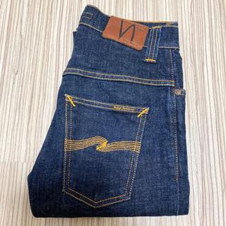 ヌーディジーンズ(Nudie Jeans)の美品 ヌーディージーンズ W28L32 Thin Finn 定価18,700円(デニム/ジーンズ)