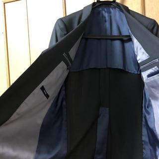 オリヒカ(ORIHICA)のパーフェクトスーツ ブラック スーツ 未使用(スーツジャケット)