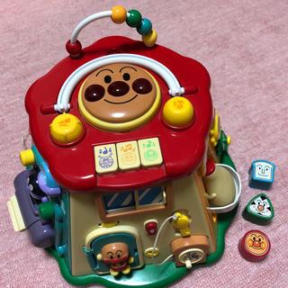 アガツマ(Agatsuma)のアンパンマンのおおきなよくばりボックス(知育玩具)
