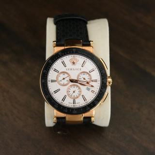 ヴェルサーチ(VERSACE)のヴェルサーチ 高級腕時計 週末限定値引き(腕時計(アナログ))