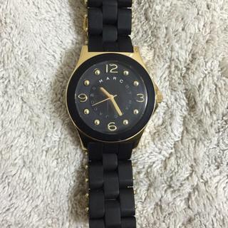 マークバイマークジェイコブス(MARC BY MARC JACOBS)のMARC シリコン(腕時計)