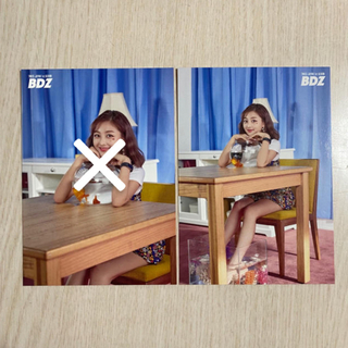 ウェストトゥワイス(Waste(twice))のtwice ラントレ ジヒョ(K-POP/アジア)
