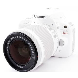 キヤノン(Canon)の★人気のホワイト♪WiFiカード付き★CANON Kiss X7(デジタル一眼)