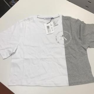 カルバンクライン(Calvin Klein)のCalvin Klein☆Tシャツ(Tシャツ(半袖/袖なし))