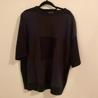 ラッドミュージシャン(LAD MUSICIAN)のLAD MUSICIAN パネルTシャツ(Tシャツ/カットソー(半袖/袖なし))