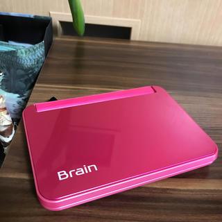 シャープ(SHARP)のまさもん様専用【美品】SHARP製 Brain PW-G5300 電子辞書(電子ブックリーダー)