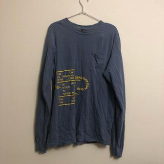 ビームス(BEAMS)のBRAIN DEAD ブレインデッド ロンT カットソー(Tシャツ/カットソー(七分/長袖))