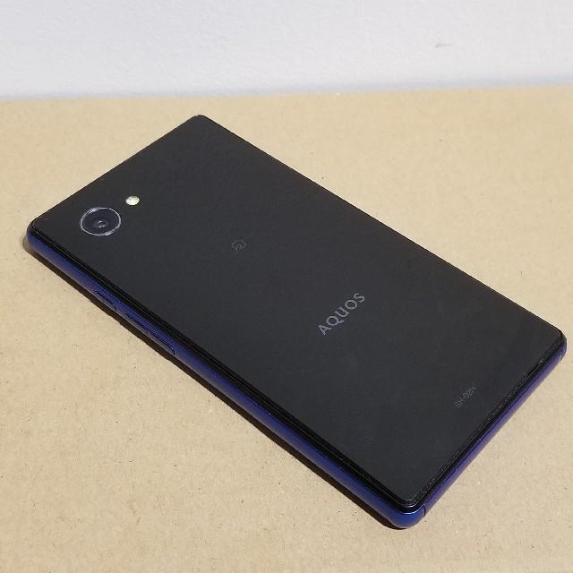 SHARP(シャープ)のAQUOS compact SH02H ドコモ  docomo シャープ  スマホ/家電/カメラのスマートフォン/携帯電話(スマートフォン本体)の商品写真