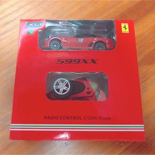 フェラーリ(Ferrari)の値下げ‼️【未使用】フェラーリ ラジコン 電池付き(ホビーラジコン)