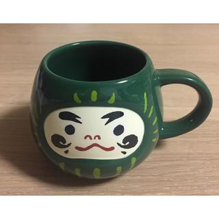 スターバックスコーヒー(Starbucks Coffee)のスターバックス マグカップ だるま 2019(マグカップ)