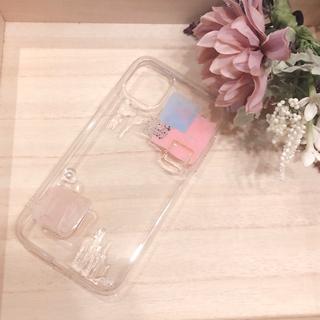 """トゥデイフル(TODAYFUL)のmy様専用*11【""""O""""case.】ニュアンスiPhoneケース m-42(iPhoneケース)"""