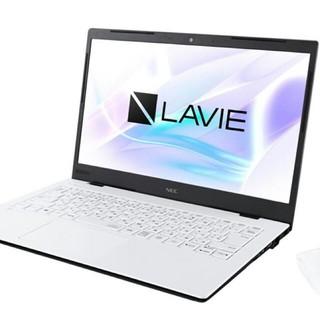 エヌイーシー(NEC)のLAVIE Home Mobile HM750/PAW  PC-HM750PAW(ノートPC)