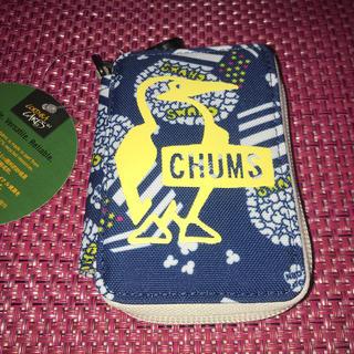 CHUMS - チャムス エコキージップケース [コインケース  キーケース]
