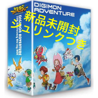 バンダイ(BANDAI)のデジモンアドベンチャー15th Anniversary Blu-ray BOX(アニメ)