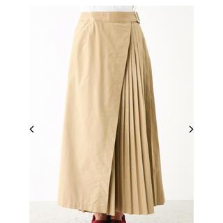 ロデオクラウンズワイドボウル(RODEO CROWNS WIDE BOWL)のロデオ    アシンメトリー スカート(ロングスカート)