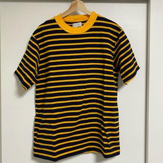 ジョンローレンスサリバン(JOHN LAWRENCE SULLIVAN)のlittlebig ボーダーtシャツ(Tシャツ/カットソー(半袖/袖なし))