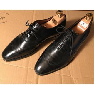 ジョンロブ(JOHN LOBB)のジョンロブ プレステージライン ウッドコーテ Woodcote 5E Black(ドレス/ビジネス)