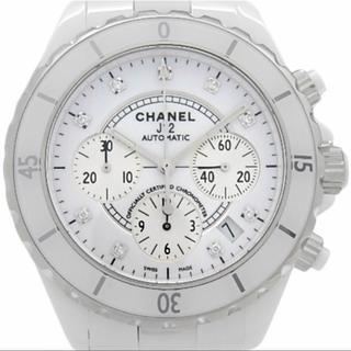 シャネル(CHANEL)のシャネル j12(腕時計(アナログ))