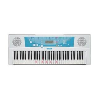 YAMAHA EZ-J220 ピュアホワイト+マーメイドブルー PORTATON(電子ピアノ)